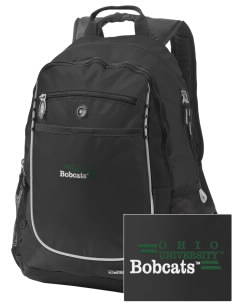 Ohio University Bobcats Embroidered OGIO Carbon Backpack