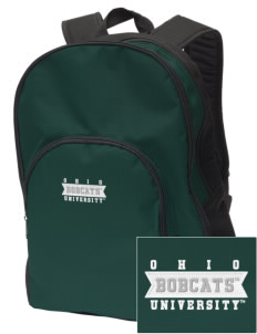 Ohio University Bobcats Embroidered Value Backpack