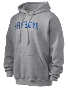 Hope International University Royals Ultra Blend 50/50 Hooded Sweatshirt