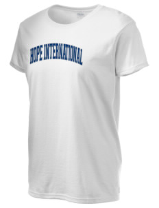 Hope International University Royals Women's 6.1 oz Ultra Cotton T-Shirt