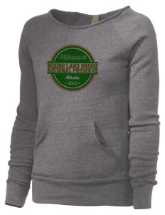Bering Land Bridge National Preserve Alternative Women's Maniac Sweatshirt