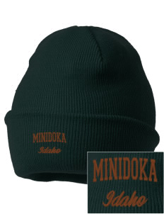 Minidoka National Historic Site Embroidered Knit Cap