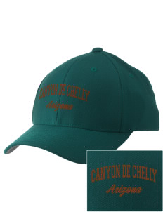 Canyon De Chelly National Monument Embroidered Pro Model Fitted Cap