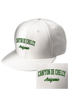 Canyon De Chelly National Monument  Embroidered New Era Flat Bill Snapback Cap