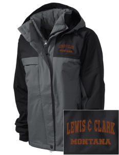 Lewis & Clark National Historic Trail  Embroidered Women's Nootka Jacket