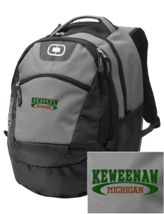 Keweenaw National Historical Park Embroidered OGIO Rogue Backpack