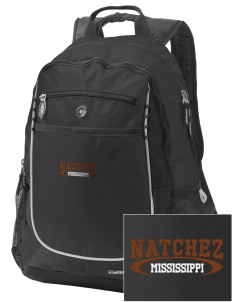 Natchez National Historical Park Embroidered OGIO Carbon Backpack