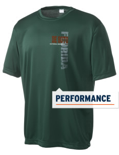 De Soto National Memorial Men's Competitor Performance T-Shirt