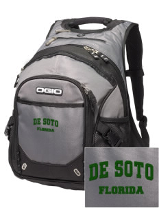 De Soto National Memorial Embroidered OGIO Fugitive Backpack