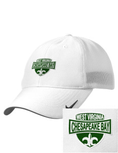 Chesapeake Bay Gateways Network Embroidered Nike Golf Mesh Back Cap