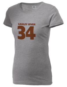 Gauley River National Recreation Area  Russell Women's Campus T-Shirt
