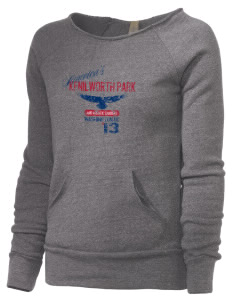 Kenilworth Park and Aquatic Gardens Alternative Women's Maniac Sweatshirt
