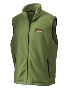 Greenbelt Park Embroidered Unisex Wintercept Fleece Vest
