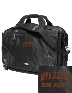 Appalachian National Scenic Trail Embroidered OGIO Corporate City Corp Messenger Bag
