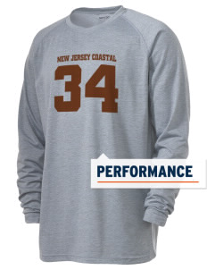 New Jersey Coastal Heritage Trail Route Men's Ultimate Performance Long Sleeve T-Shirt