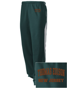 Thomas Edison National Historical Park Embroidered Holloway Men's Pivot Warm Up Pants