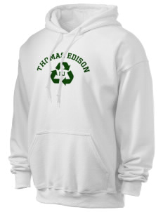 Thomas Edison National Historical Park Ultra Blend 50/50 Hooded Sweatshirt