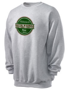 Barton Warnock Visitors Center Men's 7.8 oz Lightweight Crewneck Sweatshirt