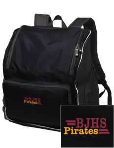 Byng Junior High School Pirates Embroidered Holloway Backpack
