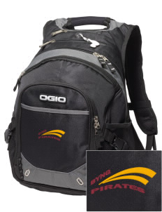 Byng Junior High School Pirates Embroidered OGIO Fugitive Backpack