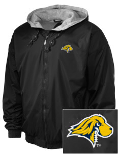 Pace University Setters Embroidered Holloway Men's Hooded Jacket
