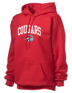 University of Houston Cougars Unisex Hooded Sweatshirt