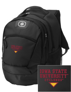 Iowa State University Cyclones Embroidered OGIO Rogue Backpack