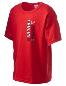 Eastern Washington University Eagles Kid's 6.1 oz Ultra Cotton T-Shirt