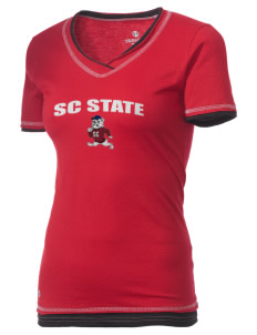 South Carolina State University Bulldogs Holloway Women's Dream T-Shirt
