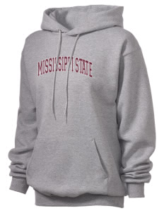 Mississippi State University Bulldogs Unisex Hooded Sweatshirt
