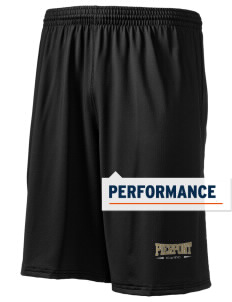 "Pierpont Community & Technical College C&TC Holloway Men's Performance Shorts, 9"" Inseam"