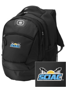 SCIAC Est. 1915 Embroidered OGIO Rogue Backpack