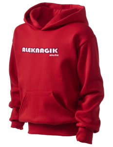 Aleknagik Kid's Hooded Sweatshirt