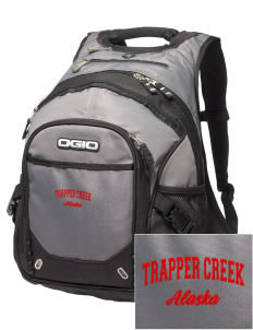Trapper Creek Embroidered OGIO Fugitive Backpack