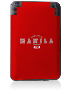 Manila Kindle Keyboard 3G Skin
