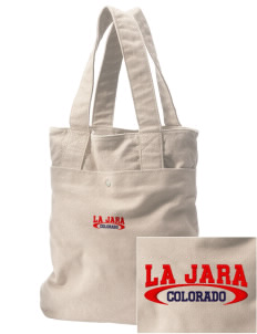 La Jara Embroidered Alternative The Berkeley Tote