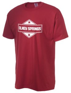 Olney Springs  Russell Men's NuBlend T-Shirt