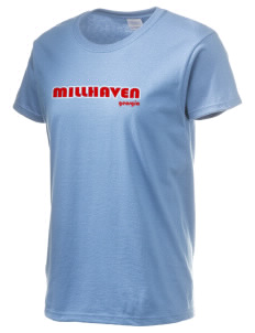 Millhaven Women's 6.1 oz Ultra Cotton T-Shirt