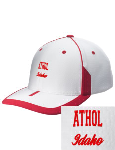 Athol Embroidered M2 Universal Fitted Contrast Cap
