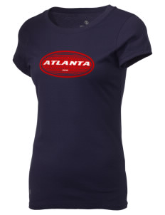 Atlanta Holloway Women's Groove T-Shirt