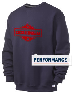 Downey  Russell Men's Dri-Power Crewneck Sweatshirt