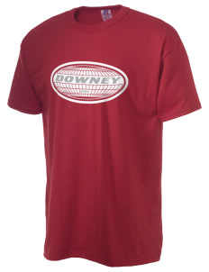 Downey  Russell Men's NuBlend T-Shirt