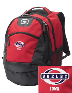 Shelby Embroidered OGIO Rogue Backpack