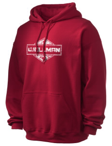 Wellman Ultra Blend 50/50 Hooded Sweatshirt
