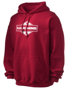 Wyoming Ultra Blend 50/50 Hooded Sweatshirt