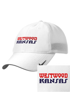 Westwood Embroidered Nike Golf Mesh Back Cap