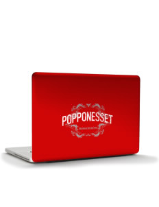 "Popponesset Apple MacBook Pro 15.4"" Skin"