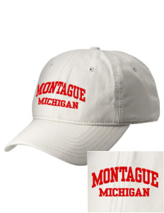 Montague  Embroidered New Era Adjustable Unstructured Cap