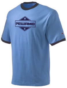 Pewamo Champion Men's Ringer T-Shirt