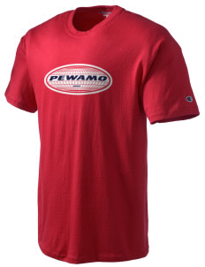 Pewamo Champion Men's Tagless T-Shirt